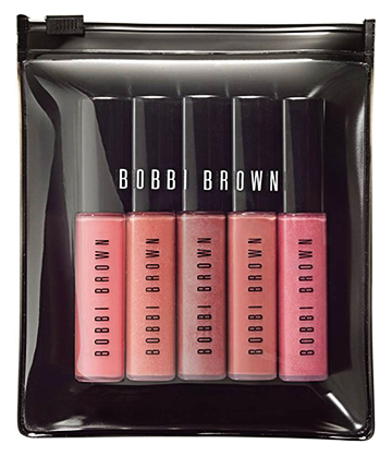 Bobbi Brown Shades For Days Miniature Lip Gloss Set