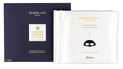 Guerlain Orchidee Imperiale Imperial Radiance Mask (4 Count)