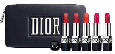 Dior Rouge Kiss & Love Code Couture Lipstick Set