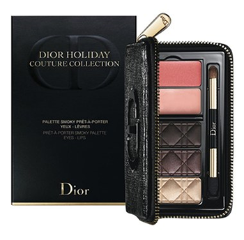 Dior Holiday Couture - Smoky Palette