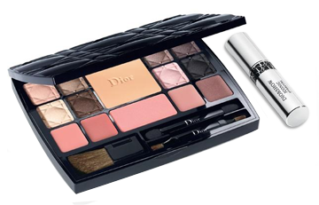 Dior Couture Palette Edition Voyage Total Makeover Palette