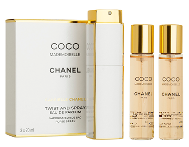 Chanel Mademoiselle Twist & Spray