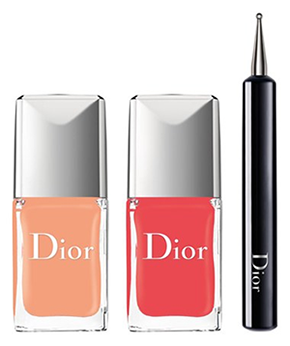 Dior Vernis Polka Dots Color & Dots Manicure Kit - Confettis No. 002