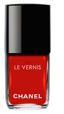 Chanel Le Vernis Longwear Nail Color Polish - Rouge Puissant No. 528