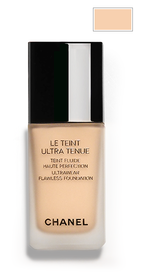 Chanel Le Teint Ultra Tenue Ultrawear Flawless Foundation - Beige No. 10