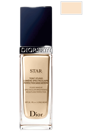 Diorskin Star Studio Foundation - Ivory No. 010