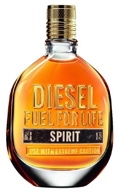Diesel Fuel For Life Spirit Spray 50 ML