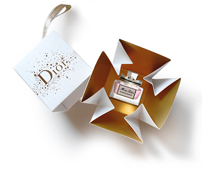 Dior Miss Dior Blooming Bouquet Miniature & Gift Box