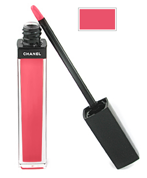 Chanel Aqualumiere Gloss High Shine Sheer Concentrate - Pink Pivoine No. 88