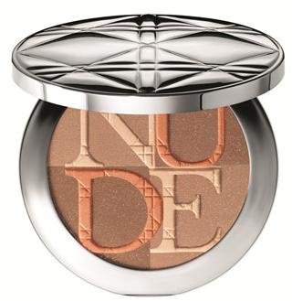 Diorskin Nude Shimmer Instant Illuminating Powder - Amber No. 002