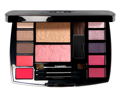 Chanel Harmonie de Camelias Travel Makeup Palette