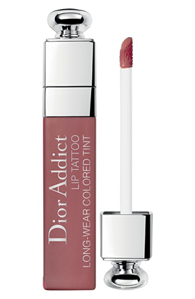 Dior Addict Lip Tattoo Long-Wearing Color Tint - Natural Rosewood No. 491