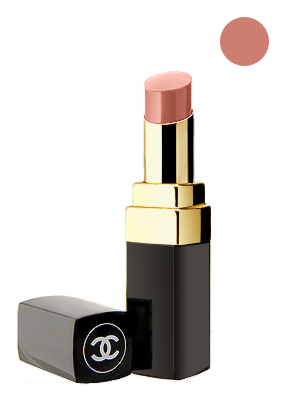 Chanel Rouge Coco Shine Lip Colour - Satisfaction No. 89