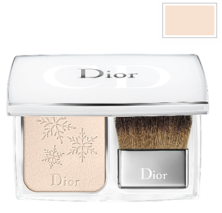 DiorSnow White Reveal Silky Veil Makeup