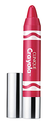 Clinique Chubby Stick Crayola Lipgloss - Wild Strawberry