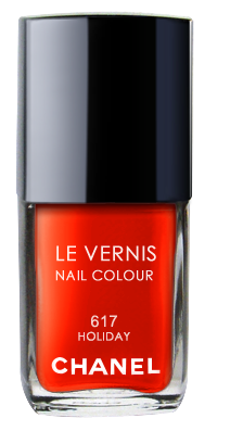 Chanel Le Vernis Nail Color Colour Polish Holiday No. 617