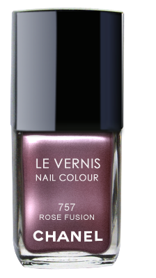 Chanel Le Vernis Nail Polish - Rose Fusion No. 757