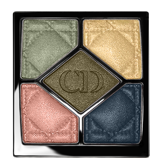 Dior 5 Couleurs Eyeshadow Palette - Jardin No. 456 (Refill)