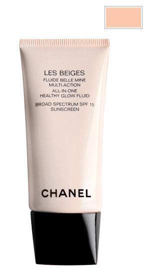 Chanel Les Beiges All-In-One Healthy Glow Fluid - N°10