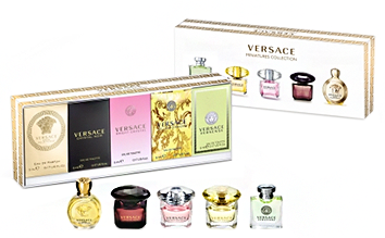Versace Fragrance Miniatures Collection