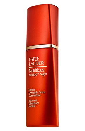 Estee Lauder Nutritious Vitality8 Radiant Overnight Detox Concentrate