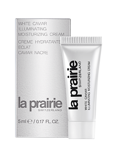 La Prairie White Caviar Illuminating Moisturizing Cream Sample