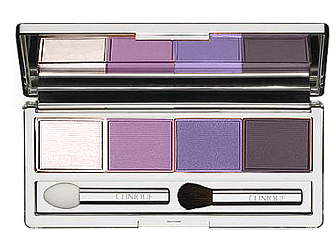 Clinique Colour Surge Eye Shadow Quad - Plum Seduction No. 110
