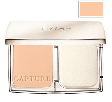 Dior Capture Totale Compact Triple Correcting Powder Foundation SPF 20 - Light Beige No. 020