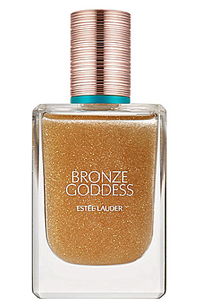 Estee Lauder Bronze Goddess Hair and Body Shimmer Oil