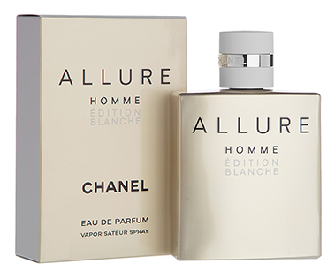 Chanel Allure Homme Edition Blanche Eau De Parfum For Men 3.3 FL OZ 100 ML