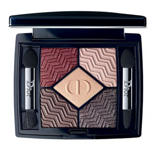 Dior State of Gold 5 Couleurs Eyeshadow Palette - Blazing Gold No. 886