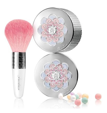 Guerlain Meteorites Light Revealing Pearls of Powder Duo & Brush