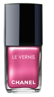 Chanel Le Vernis Longwear Nail Color Polish - Hyperrose Glass No. 544