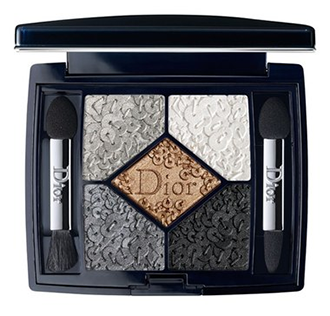 Dior Splendor 5 Couleurs Eyeshadow Palette - Smoky Sequins No. 066
