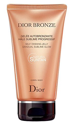 Dior Bronze Self-Tanning Jelly Body