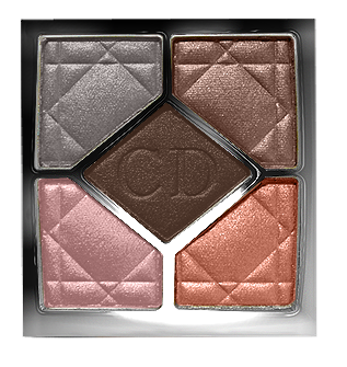 Christian Dior Eye Color 5 Color Iridescent Eyeshadow Ready-To-Glow No. 649