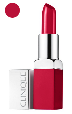 Clinique Pop Lip Color & Primer - Cherry Pop No. 8