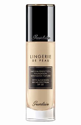 Guerlain Lingerie de Peau Fluid Foundation - Porcelain No. 00N