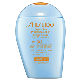 Shiseido WetForce Expert Sun Protection Lotion SPF50