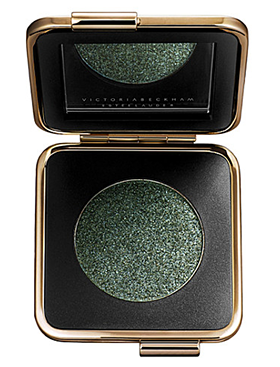 Estee Lauder Victoria Beckham Eye Metal Eyeshadow - Charred Emerald