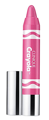 Clinique Chubby Stick Crayola Lipgloss - Pink Sherbet