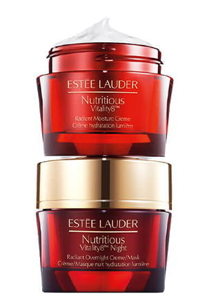 Estee Lauder Nutritious Vitality 8 Day & Night Set