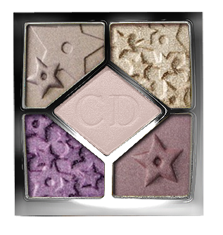 Dior 5 Couleurs Mystic Metallics Eyeshadow - Constellation No. 864 (Refill)