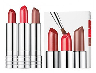 Clinque Long Last Lipstick Trio