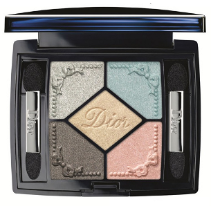 Dior 5 Couleurs Trianon Eyeshadow Palette - Pastel Fontagnes No. 234