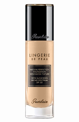 Guerlain Lingerie de Peau Fluid Foundation - Very Light No. 01N