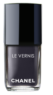 Chanel Le Vernis Longwear Nail Color Polish - Gris Obscur No. 538