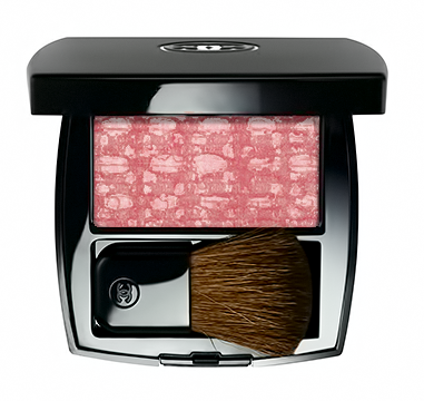Les Tissages de Chanel Tweed Effect Blush Duo - Tweed Evanescent No. 130