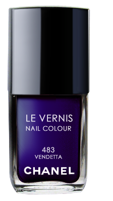 Chanel Le Vernis Nail Color Colour Polish Vendetta No. 483