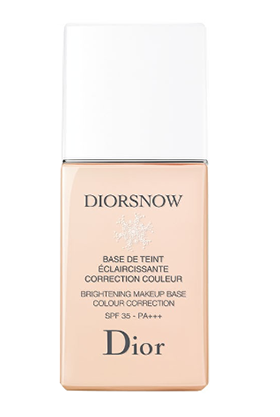 Dior DiorSnow Makeup Base UV35 SPF35 PA+++ - Rose